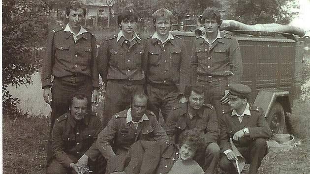 SDH Vráž. Družstvo mužů.