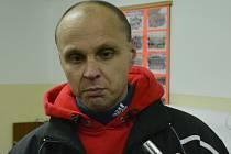 Trenér Luboš Krupka