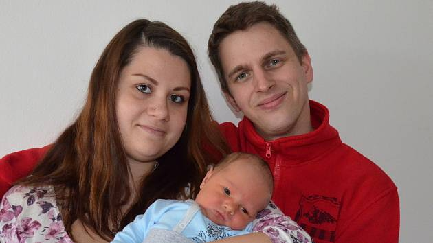 Jakub Kadlec zBělčic. Prvorozený syn Zdeňky Ochotné a Jana Kadlece se narodil 7. 3. 2019 ve 2.53 hodin. Při narození vážil 3850 g a měřil 53 cm.