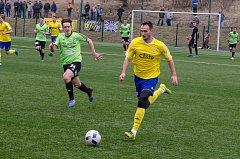 FC Písek - FK Slavoj Vyšehrad 2:0 (1:0)
