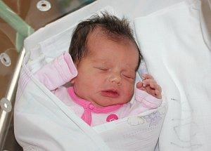 Adina Miklová se narodila 24. 1. 2018 ve 21.30 hod. Veronice a Petrovi Miklovým. Vážila 3300 g a měřila 50 cm.