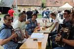 Čížovský pivovar slavnostně zahájil svůj provoz.