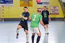 Futsalisté dohráli základní část okresního přeboru