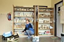 """Mirovická knihovna """"nespí"""" ani v nouzovém stavu."""