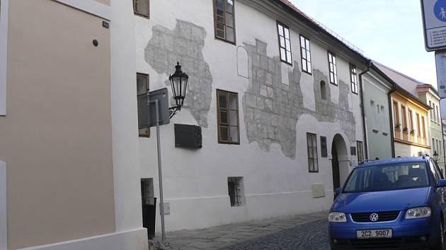 Dům U Koulí.