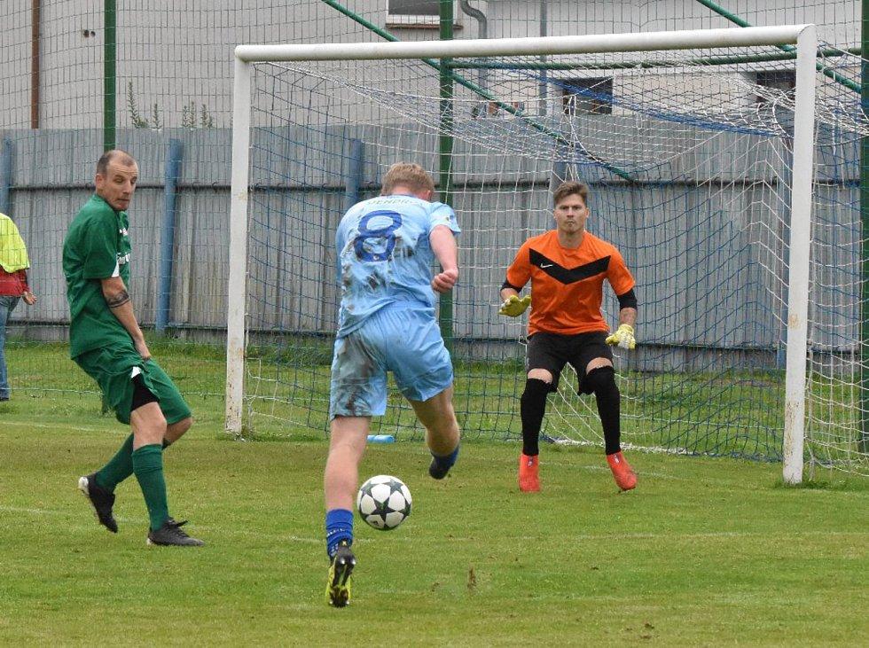 FK Protivín – FK Lažiště 3:2 (2:1).
