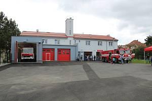 Protivínští hasiči představili veřejnosti svou novou zbrojnici.