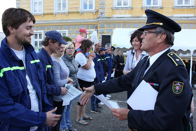 Sepekovští hasiči slavili 125. výročí sboru.
