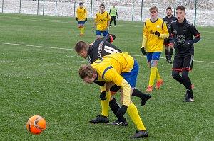 U 19 A: FC Písek - SK Petřín Plzeň 3:2 (2:1)
