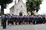Při oslavě 120. výročí založení SDH Rakov byla slavnostně odhalená deska, která připomíná místní oběti 1. a 2. světové války.