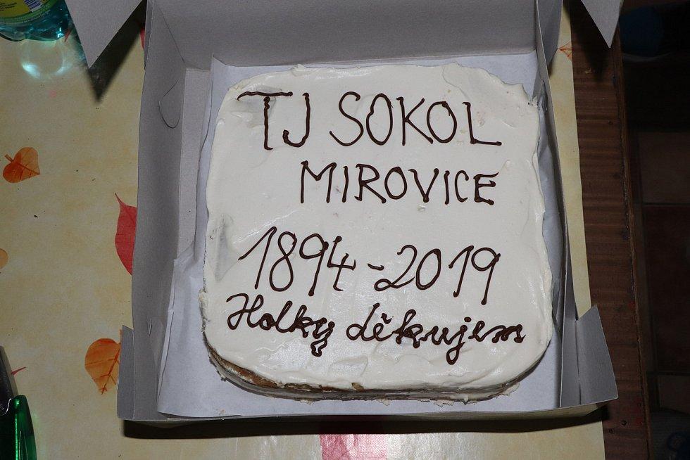 Mirovické Sokolky.