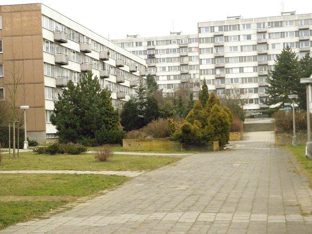 Součástí regenerace sídliště Jih v Písku je také vnitroblok mezi Truhlářskou ulicí a Třídou Přátelství.