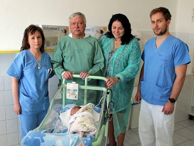 Písecká nemocnice dostala tři monitory dechu.
