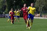 FC Písek - SK Převýšov 1:0 (0:0)