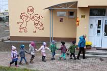 8. mateřská škola v Zeyerově ulici v Písku.