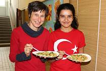 Projekt Edison pomáhá žákům v Záhoří zdokonalit angličtinu a zeměpis.
