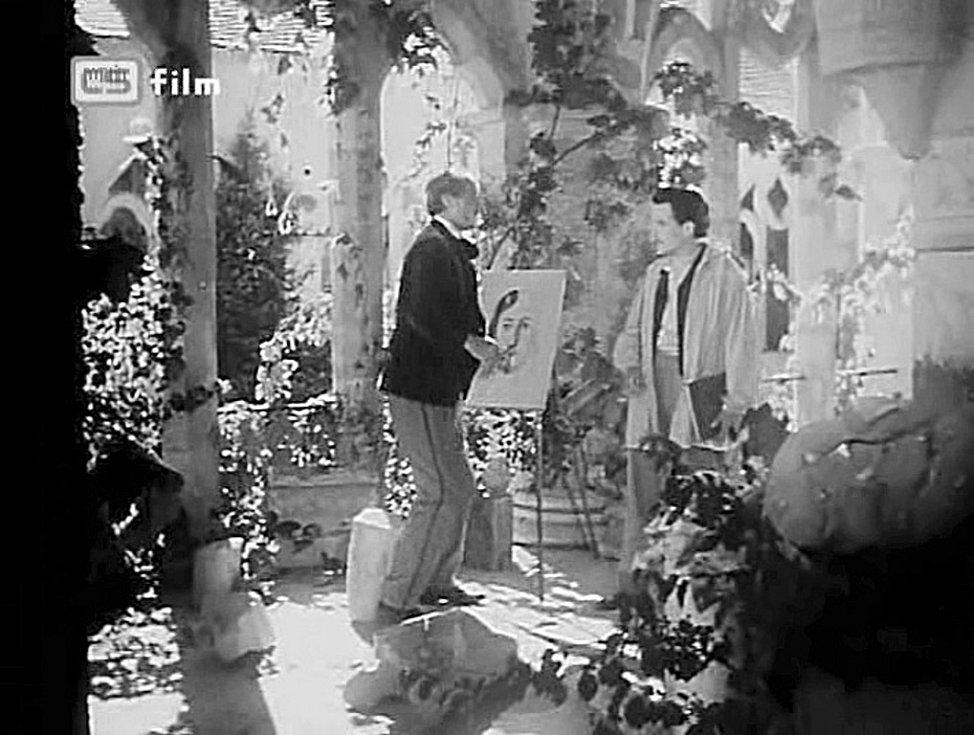 Film Mikoláš Aleš vznikl na začátku padesátých let.
