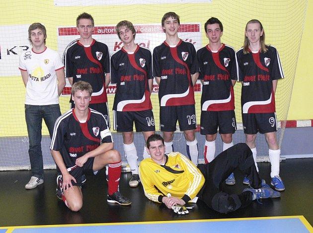 Mužstvo SK River Plate je v tabulce okresního přeboru ve futsalu-FIFA na čtvrtém místě.