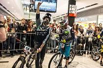 Písecký biker Jakub Říha slaví vítězství