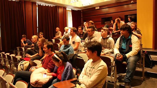 Mezinárodní festival studentských filmů v Písku.
