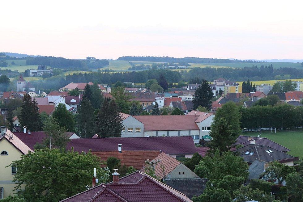 Noc kostelů v Mirovicích.