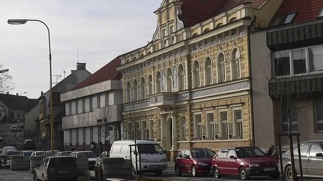 Milevská radnice