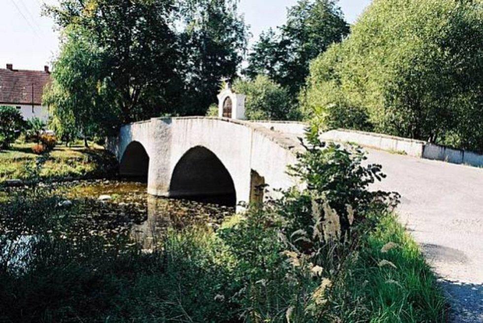 Varvažovský most před rekonstrukcí.