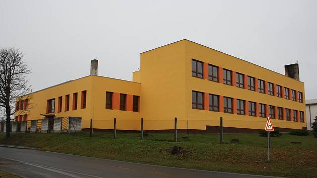 ZŠ V Albrechticích nad Vltavou.