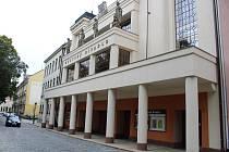Divadlo Fráni Šrámka v Písku prochází opravou.