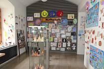 Klub Krteček vystavuje ve Sladovně.