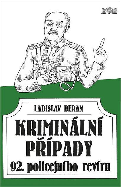 Obálka nové knihy Ladislava Berana s ilustracemi píseckého výtvarníka Františka Doubka.