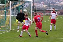 O víkendu pokračovaly okresní fotbalové soutěže.