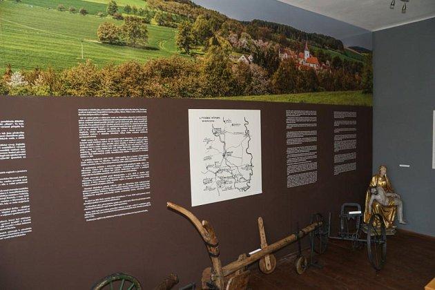 Muzeum Mirovicka v Pohoří.