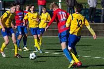 FC Písek - FC Viktoria Plzeň B 6:2 (1:0)