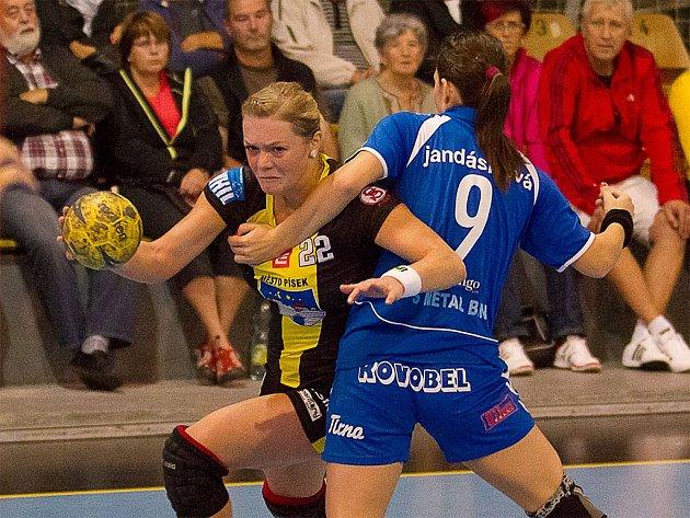 Petra Bubeníková bude hrát proti svým bývalým spoluhráčkám.