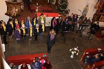 Vánoční koncert Dětského pěveckého sboru Kosteláčku a hostů.