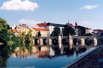 Písek - Kamenný most (ilustrační foto).