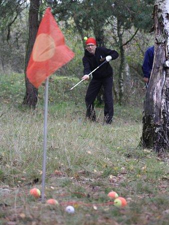 Turnaj vextrémním golfu 7.EG Cup Písek na Velkém Kamýku.