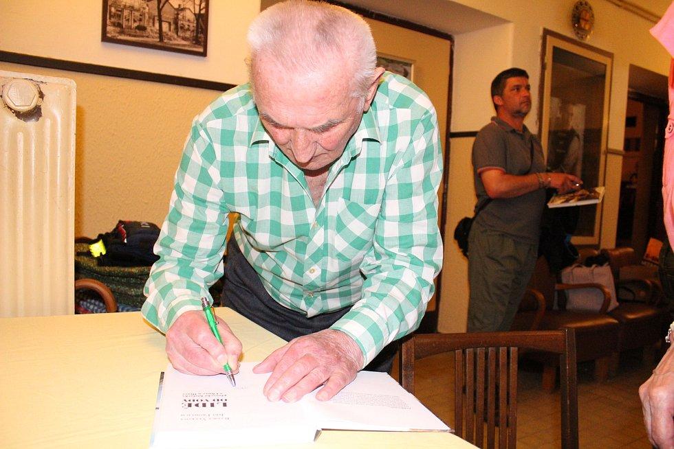 Vorař Václav Husa ohromoval svou vnitřní energií a darem vyprávět.