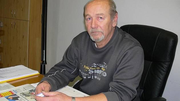 Josef Kunt, starosta Orlíku nad Vltavou