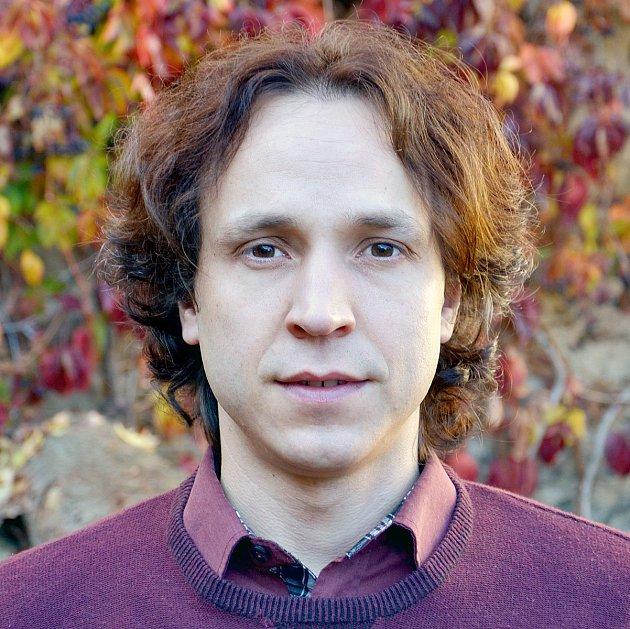 Nově zvolený ředitel písecké galerie Sladovna Adam Langer
