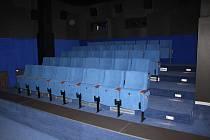 Malý sál v kině Portyč.