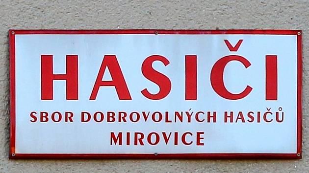SDH Mirovice.