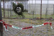 Mobilheim, kde byl zavražděn manželský pár.