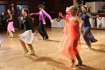 Czech Line dance - kvalifikační soutěž v Písku.