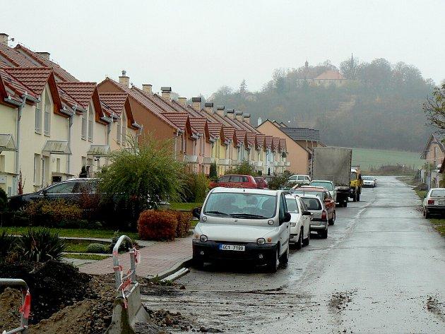Na Písecku vyrůstá satelitní městečko 6 km od Písku, v obci Čížová.