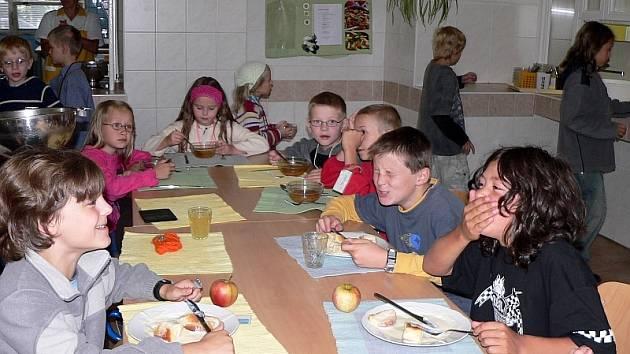 Školní jídelna ZŠ Svobodná v Písku