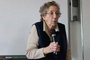 Sibiř je zalitá lidskou krví, vyprávěla Písku žena, která strávila 19 let v gulagu.