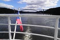 Orlická přehrada. Ilustrační foto