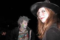 Halloween v Písku